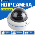 "1/3"" OV4689 Full HD 4MP OR 3MP Network Dome POE IP Camera Outdoor Waterproof IP66 Home Surveillance Security Camera IR P2P View"