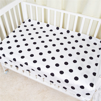 Baby Diaper Changing Pad Cover For Newborns Soft Breathable Cotton - Table pad store