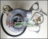 Turbo для SUBARU IMPREZA WRX STI EJ20 EJ25 2.0L MAX 450HP TD05 20G TD05 20G 8 TD05 20 г турбокомпрессор + бесплатная прокладки трубы