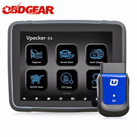 VPECKER E4 Multi Languages Bluetooth OBD 2 Automotive Scanner +8 inch Windows 8 Vpecker Tablet ODB 2 Scanner For Android Phone