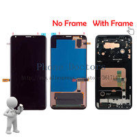 6 0 Full LCD DIsplay Touch Screen Digitizer Assembly Frame Cover For LG V30 LG H930