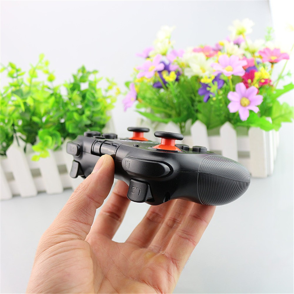 Universal Bluetooth Games Controller Joystick Smart Wireless Gamepad Terios T3 Holder Jp Android Smartphone Vr Box Tv Controllor For Ios Andriod Smartphones Selfie Remote Controll