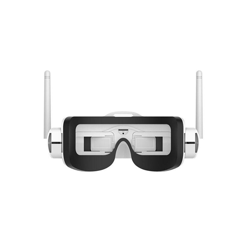 Eachine EV200D 1280*720 5.8G 72CH vraie diversité FPV lunettes HD Port en 2D/3D DVR intégré - 4