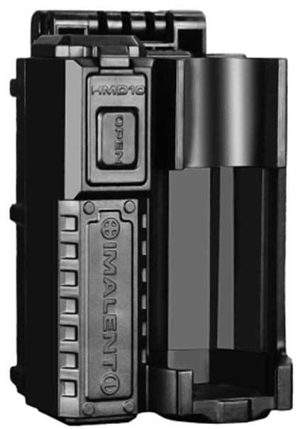 ФОТО 1 Set HMD Three in one Multi-functional Artifact Built-in 5000mah Power Bank +18650 Battery Charge +Holster