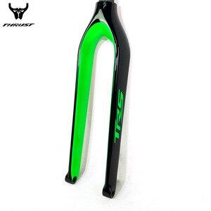 THRUST новая Карбоновая вилка 29er, жесткая bicicletas, вилка для горного велосипеда 29er, дисковый тормоз 160 мм, разъем 9 мм 15 мм, 8 цветов