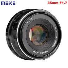 マイクス MK 35 1.7 35 ミリメートル F1.7 マニュアルフォーカスプライムレンズキヤノン eos マウント APS C M100 M10 M6 M5 M3 M2 ミラーカメラ