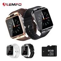 LEMFO Smart Watch Passometer DZ09 Support SIM TF Card Watches Phone DZ09 Smart Watch DZ 09