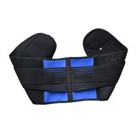 Newest Women Men Adjustable Neoprene Lumbar Support Pain Relief Lower Back Belt Brace Slim Corset Underwear