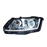 Сборки Drl поворотник сбоку бег Assessoires параметры люксов освещения авто светодио дный светодиодное освещение фары для автомобиля передние пр