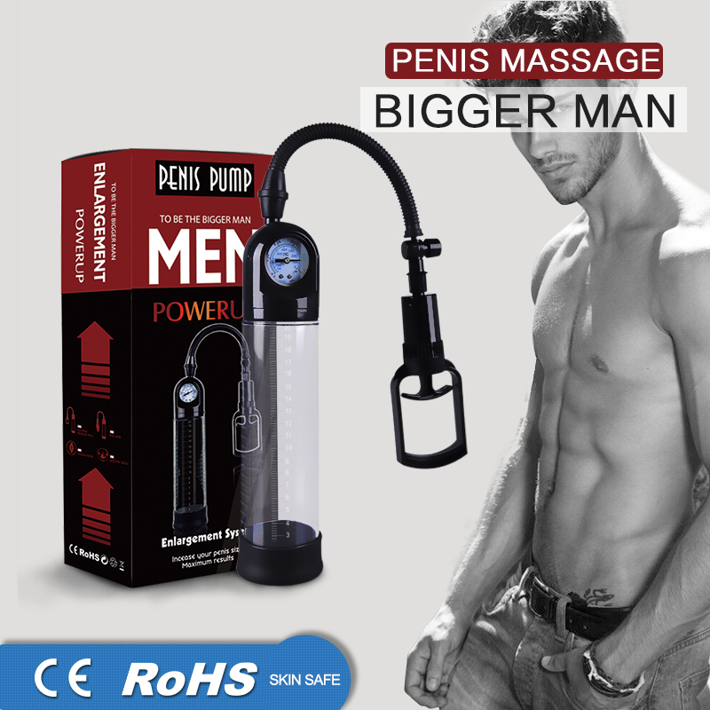 Great Quality Penis Pump Cock Penis Enlargement Vacuum Pump Penis Extender Sex Toys Penis Enlarger for MenGreat Quality Penis Pump Cock Penis Enlargement Vacuum Pump Penis Extender Sex Toys Penis Enlarger for Men