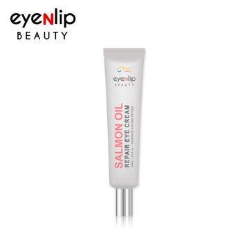 EYENLIP Salmon Oil Repair Eye Cream 30ml Firming Cream Ageless Moisture Dark Circles Anti Puffiness Korea Cosmetics