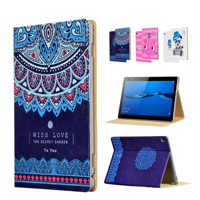 Mediapad M3 Lite 10.0 PU Leather Case Cover 10.1'' Protective Stand Skin For Huawei MediaPad M3 Lite 10 BAH-W09 BAH-AL00 Fundas luxury pu leather cover business with card holder case for huawei mediapad m3 lite 10 10 0 bah w09 bah al00 10 1 inch tablet