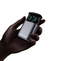 New I9S Binaural 5.0 Bluetooth Headset Mini Bluetooth Headset Touch Control IPX7 Waterproof Auriculares Bluetooth Inalambrico