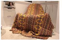 Newest 1Ps Indian Mandala Blankets Tapestry Wall Hanging Bohemian Bedspread Blanket Dorm Home Decor mantas mandalas