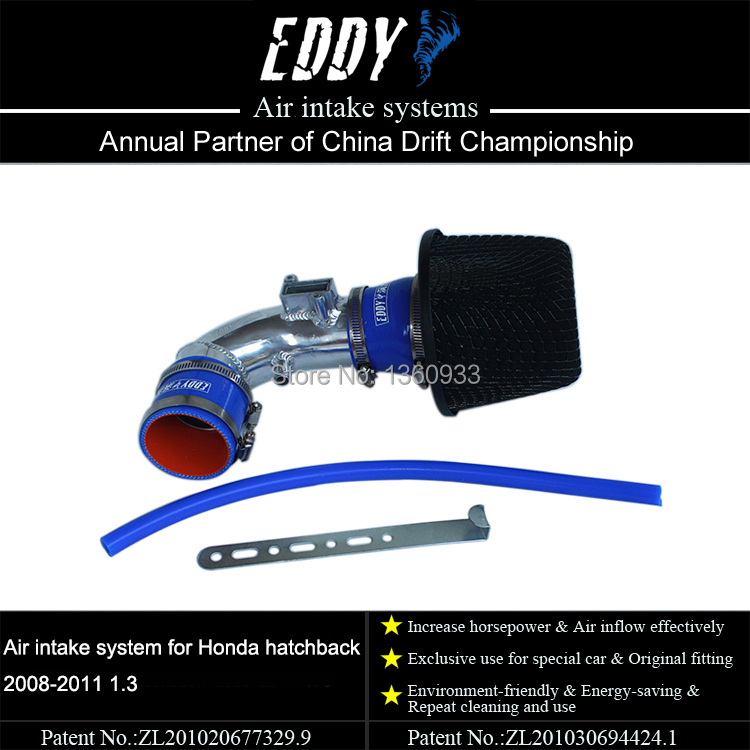 Eddy Air Intake System Air Filter System For Honda Fit