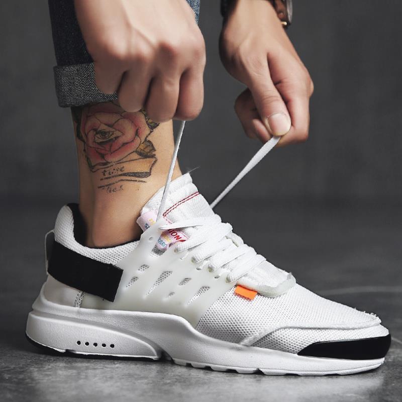 vente officielle nouveau sommet nouvelle saison Zanvllchy Young Style Men Casual Shoes Breathable Flats Men Shoes Footwear  Lightweight Sneakers Fashion Chaussure Homme Trainers