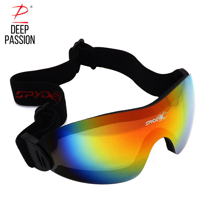 Ski Eyewear Snow Cycling Goggles Dustproof Anti Fog Skiing Sunglasses Windproof UV400 Protection Brand New Outdoor Sports Lens