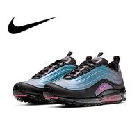 Original Authentic Nike Air Max 97 LX Men's Running Shoes Sport Outdoor Sneakers Footwear Designer 2019 New Arrival AV1165 001