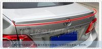 Spoiler For TOYOTA Corolla 2007.2008.2009.2010.2011.2012.2013 High Quality Rear Wing Spoilers Trunk Lid Diffuser