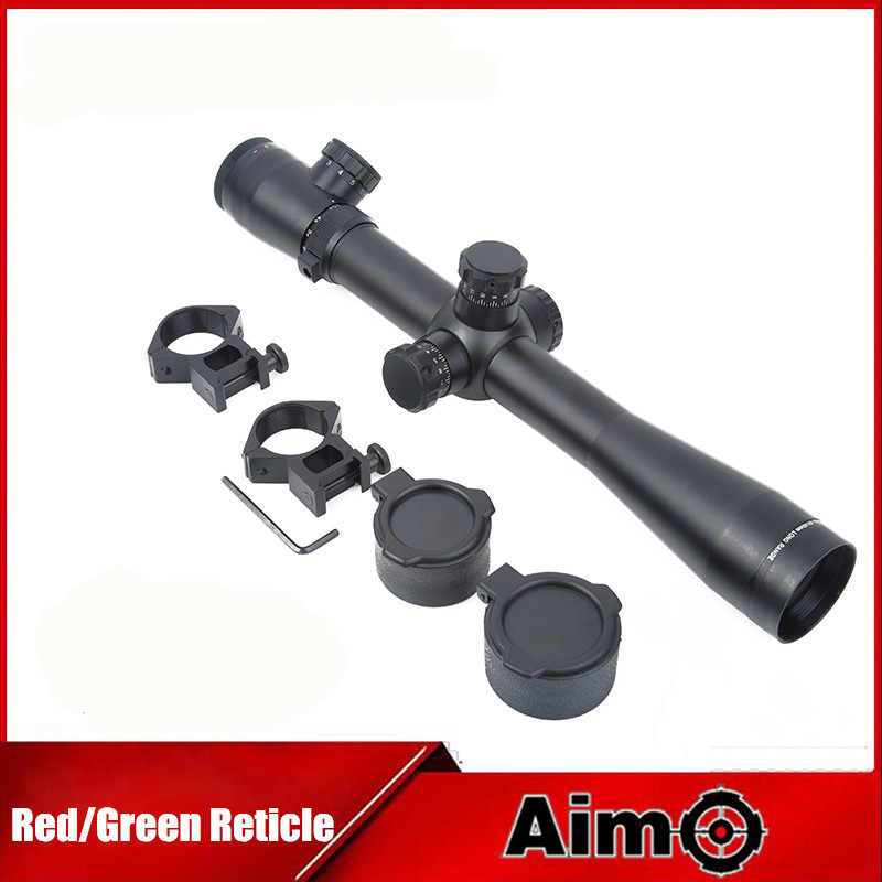 Aim-O Sniper Rifle Optics Collimator Sight Scope 3.5-10X40 SF Illuminated Aiming Device M3 Style 1Set AO 5305Aim-O Sniper Rifle Optics Collimator Sight Scope 3.5-10X40 SF Illuminated Aiming Device M3 Style 1Set AO 5305