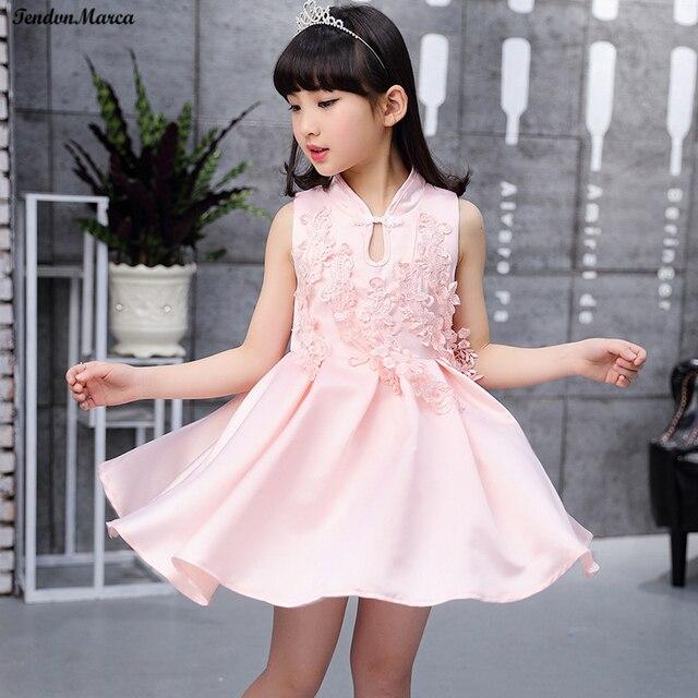 Designer Dresses Flower Girl Dresses Ball Gowns For Girls Birthday