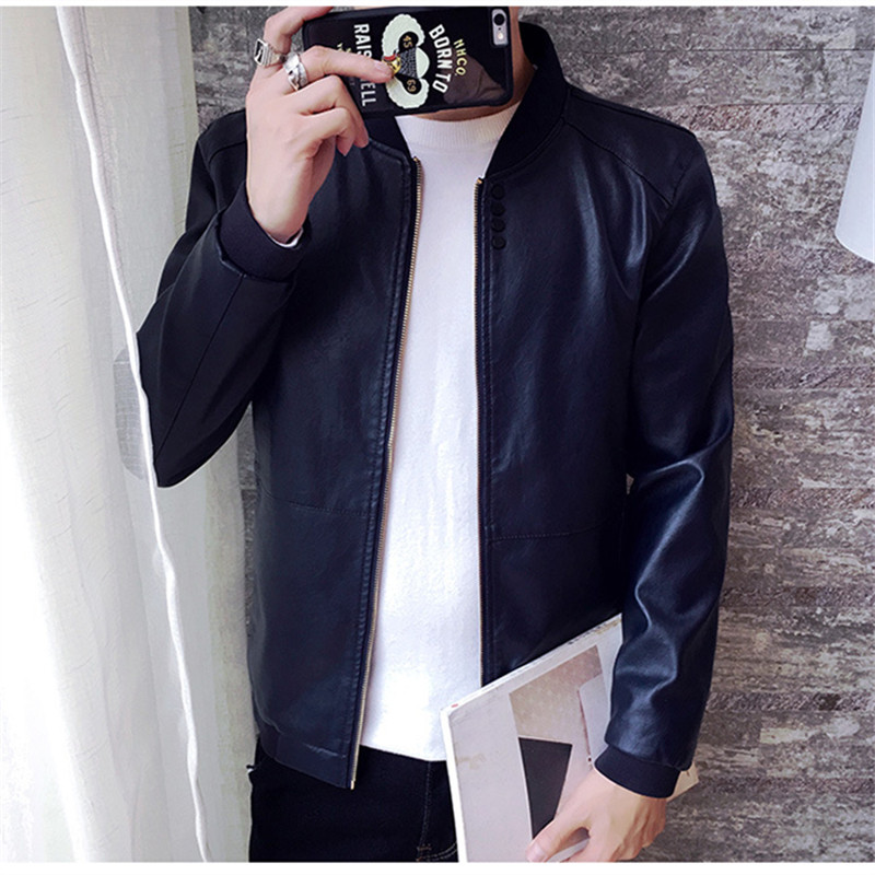 Compare Prices on Mens 4xl Baseball Jacket Leather Sleeves- Online ...