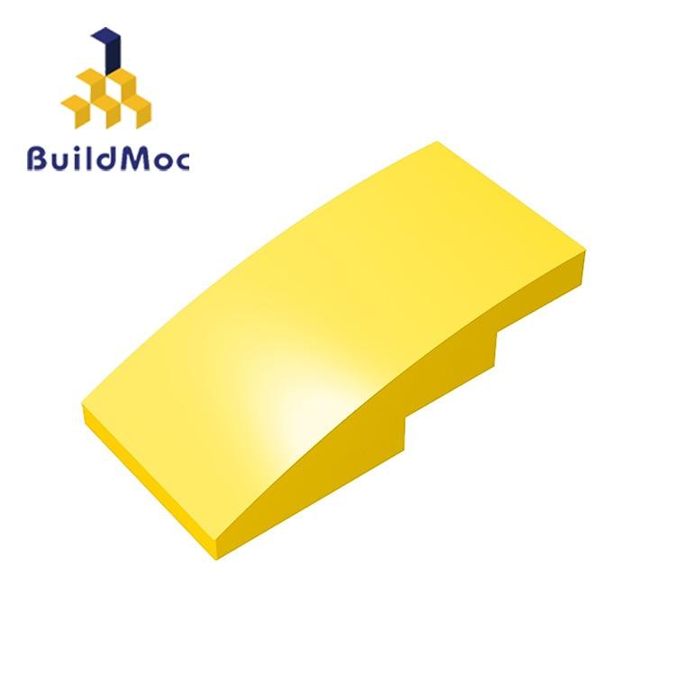 BuildMOC Compatible Assembles Particles 93606 2X4 For Building Blocks DIY  Educational High-Tech Spare Toys