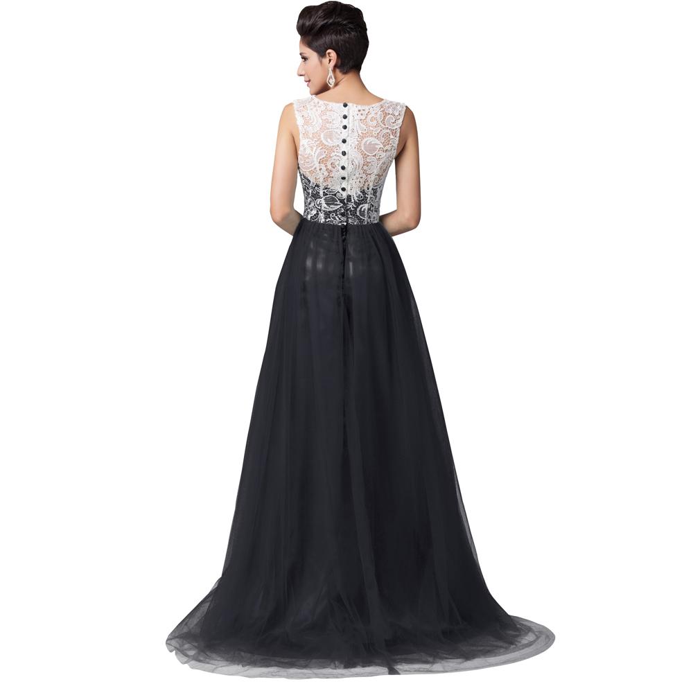 ba924dc03fe Sexy Design Fashion Women Winter ball Long Lace Evening Dresses ...
