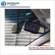 YESSUN Car Dvr Camera  Driving Video Recorder For Toyota Prius AUTO Rearview Dash CAM WIFI