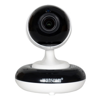 Wanscam HD 3x Optical 2MP Digital Zoom Support ONVIF Pan Tilt Infrared Network Indoor Wireless WIFI