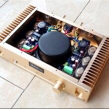 Breeze Audio Voice king Hood 1969 glod sealed самая идеальная версия усилителя мощности класса A hd691. 10 Вт+ 10 Вт