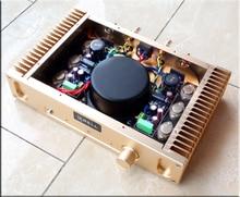 2017 ветер Аудио Голос короля капюшон 1969 Глод герметичные самый идеальный вариант HD1969 класса усилитель мощности 10 Вт + 10 Вт