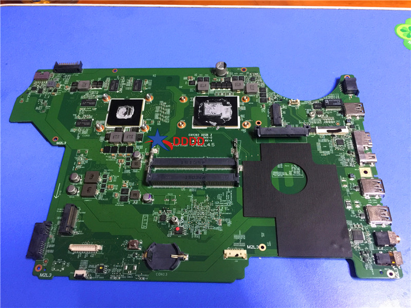 Original MS-16J31 FOR MSI GP62/GP72 Laptop Motherboard MS-16J3 fully tested wholesale new ms17541 for msi fx720 ms 17541 latop motherboard non integrated 100