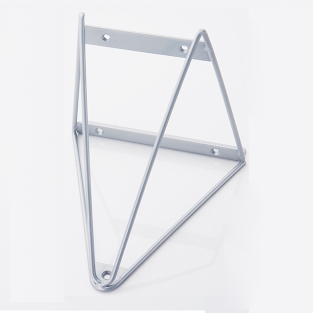 Triangle bracket Wall partition support frame Iron loading racks ...