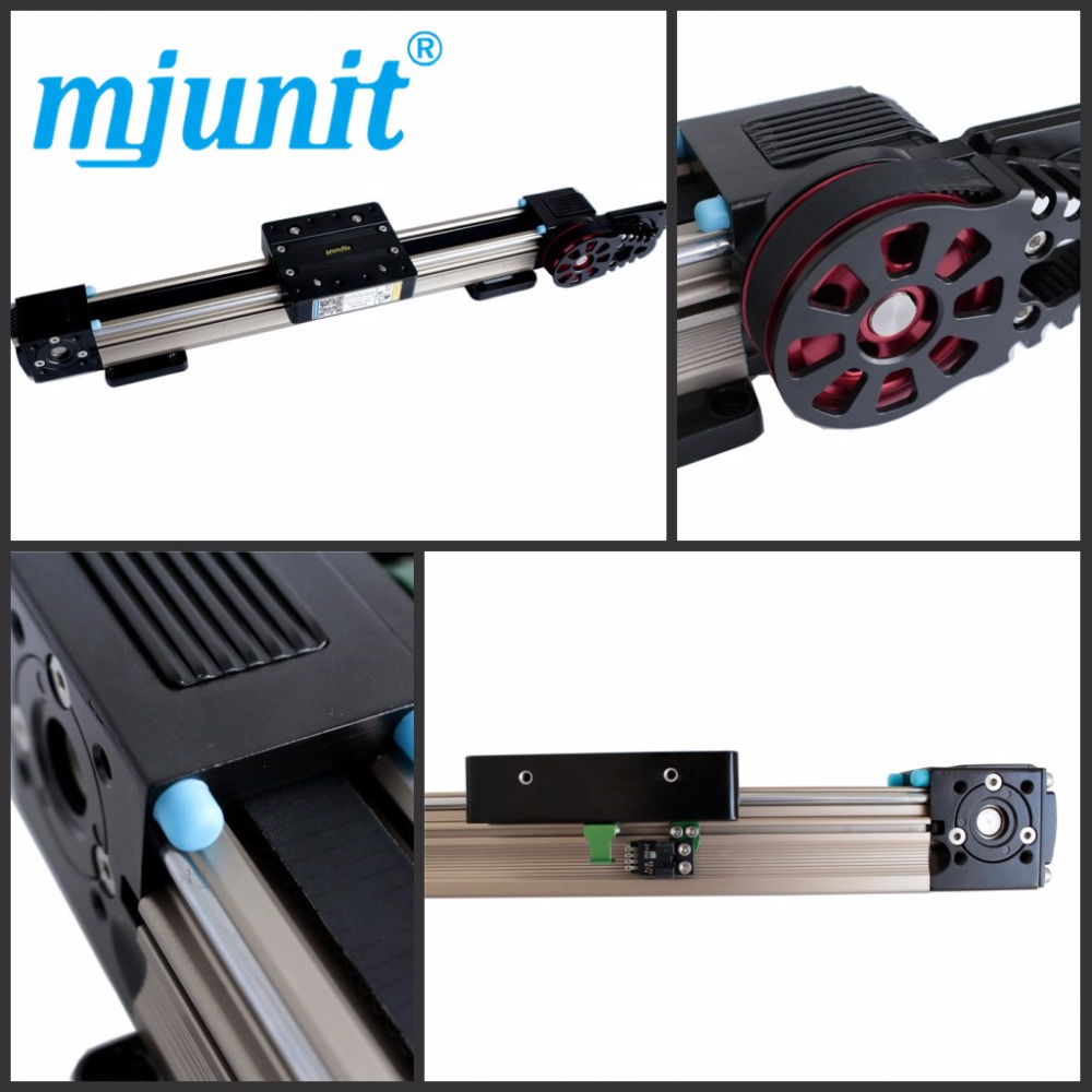 Mjunit MJ45 High Precision And Reasonable Price Aluminum Linear Rail Position Control Linear GuidewayMjunit MJ45 High Precision And Reasonable Price Aluminum Linear Rail Position Control Linear Guideway