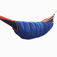 Winter Warm Hammock Underquilt Outdoor Camping Sleeping Bag Portable Insulation Cover