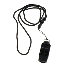 Outdoor Sports Coaches Whistle With Adjustable & Removable L