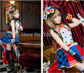 LoveLive! amor Ao Vivo Kotori Minami Meidofuku Despertar Uniforme Vestido Cafe Maid Outfit Cosplay Custom Made