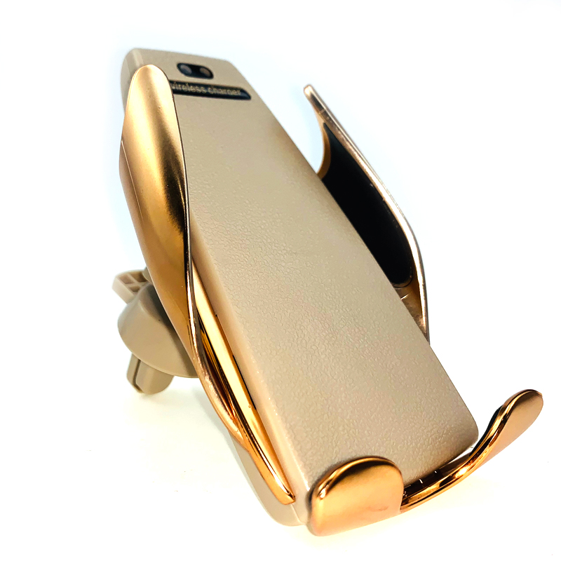 For-10W-qi-wireless-car-charger-gold-7