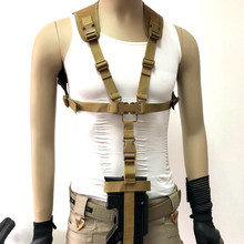 Tactische 1000D Nylon P90 Rifle Sling Strap Verstelbare Quick Release Gun Lanyard Schouderriem Jacht Airsoft Paintball(China)