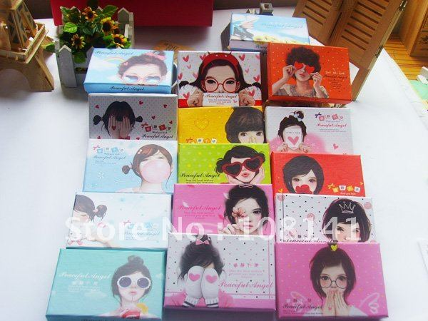 Freeshipping/South Korea Stationery/New Creative Postcard/Words Memory Card/Message card/8 Designs/10pcs/lot,Wholesale