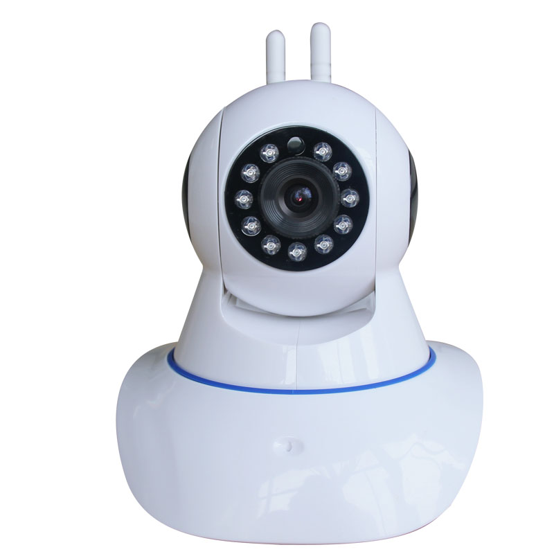 Caméra IP 2MP IOS Android contrôle panoramique/inclinaison réseau WiFi caméra, sécurité à domicile Vision nocturne interphone bidirectionnel infrarouge moniteur bébé