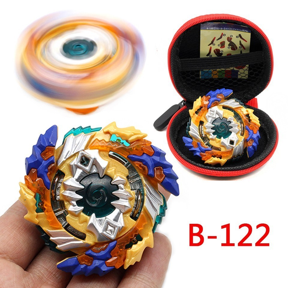 Hot <font><b>Beyblade</b></font> <font><b>Burst</b></font> fafnir B-122 B-127 <font><b>B128</b></font> CHO-Z VALKYRIE.Z.Ev without launcher Bayblade be blade top spinner Toy for Children image
