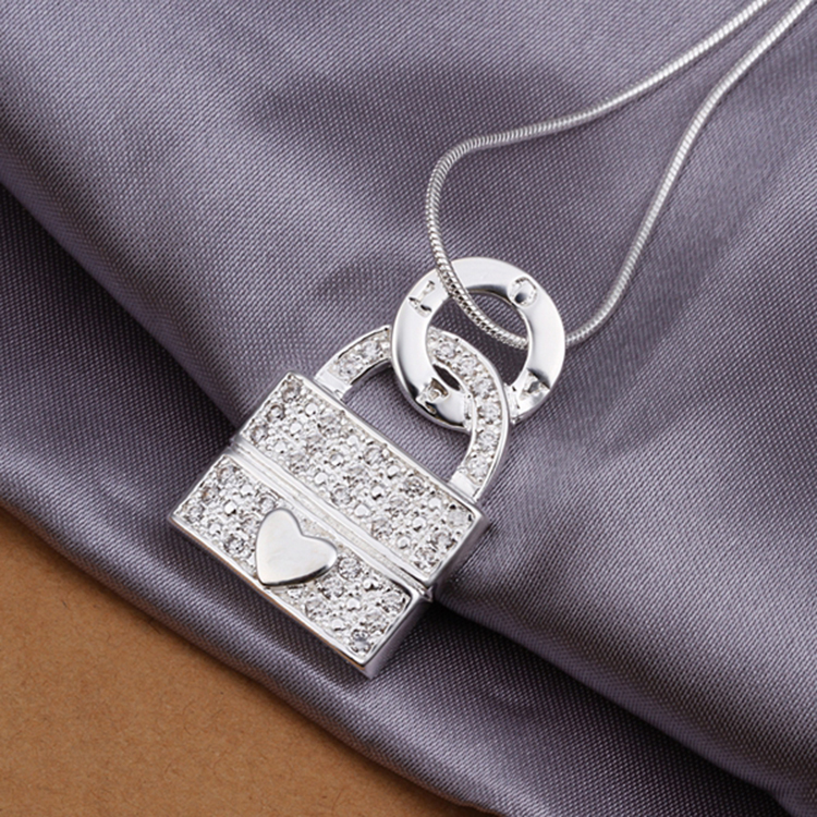L050 Fashion Metal Necklace Baby Teetining Necklace