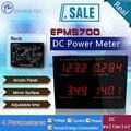 EPM5700 цифровая панель/измеритель мощности постоянного тока/12 В Ватт метр/dc Ватт метр