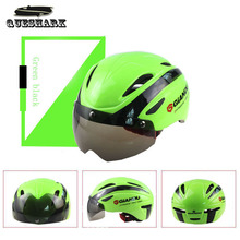 Smalotus Upgrade Model Ultralight Bicycle Helmet Safety Cycling Helmet Protect Integrally-molded Bike Helmet