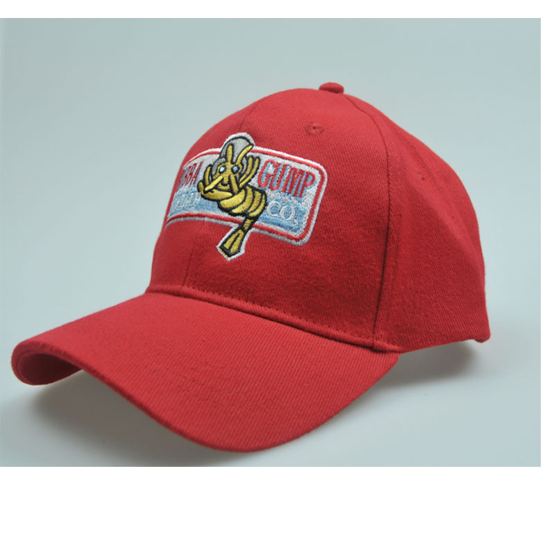 Forrest Gump Hat Bubba Forest Gump Red Cap Party costume accessories