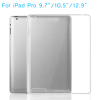 protective tpu Tablet PC Silicone Case Transparent Protective TPU Back Cover For iPad Pro 10.5/12.9/9.7 Inch Air 2/3/4/5/6 Mini 1/2/3/4 GDeals (4)