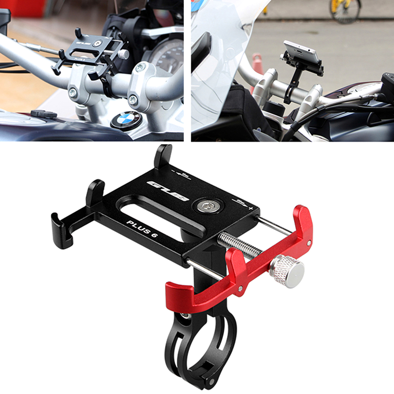 Rotating Rear View Mirror For Bicycle Motorcycle W// Anti-skid Pads High Quality