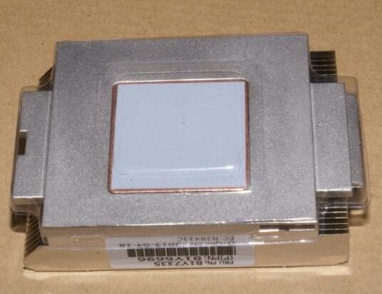 Heatsink for 81Y7335 81Y6696 94Y7563 94Y7564 X3550M4 well tested working куплю авто в набережных челнах б у мазда 323 81 94 года